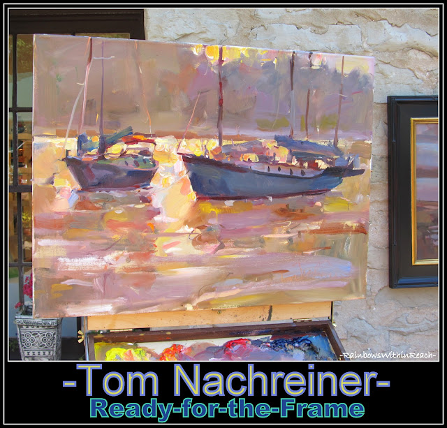 photo of: Master Class Oil Paining with Tom Nachreiner, finished painting