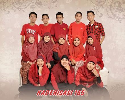 KADERISASI 165