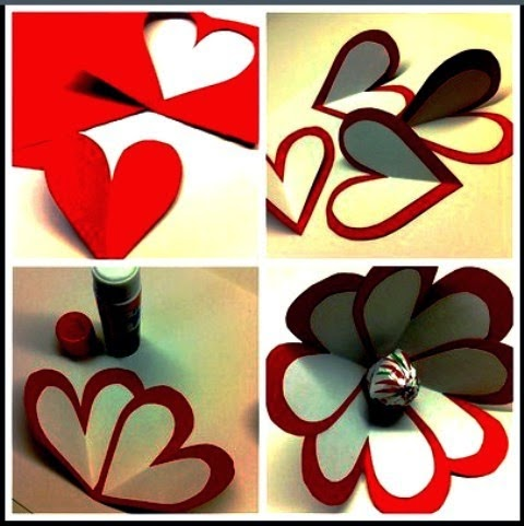 Artikel Kerajinan Tangan Cara Membuat Bunga Dari Kertas