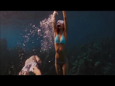 Jessica Alba Kissing Scene