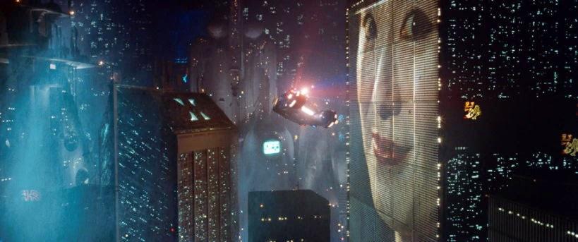proiezione acusmatica di Blade Runner in Auditorium San Fedele, Milano