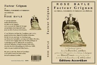 Facteur Grignan / ROSE BAYLE, lien :
