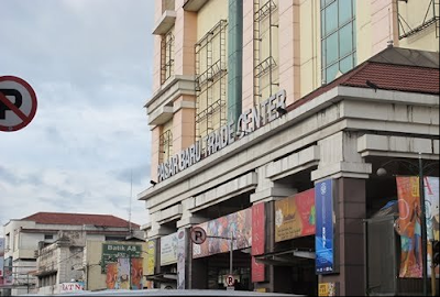 Pasar baru Bandung serba Murah
