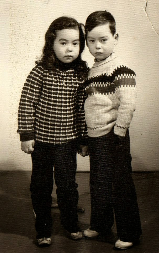A Father's Search For His Korean-American Twins Born 1967