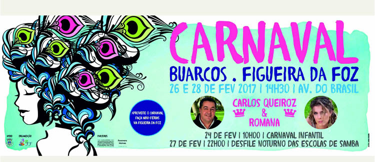 O Carnaval está à porta