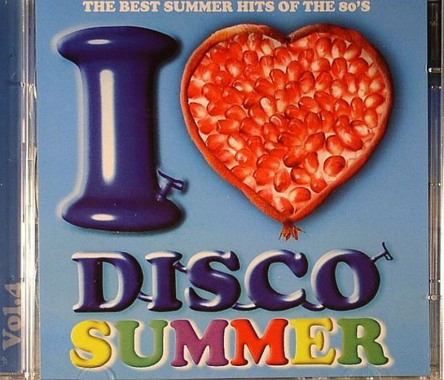 VA - I Love Disco Summer 4 (2012)