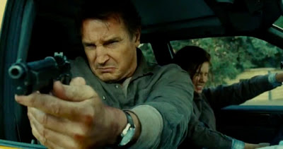 Neeson shooting in Taken 2