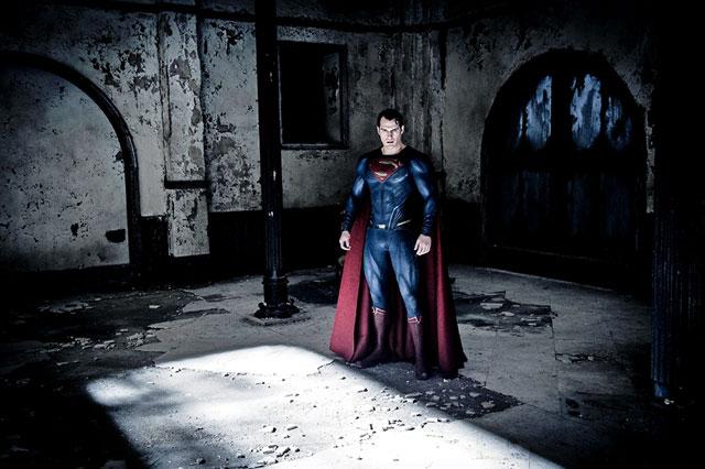 ヘンリー・カヴィル スーパーマン