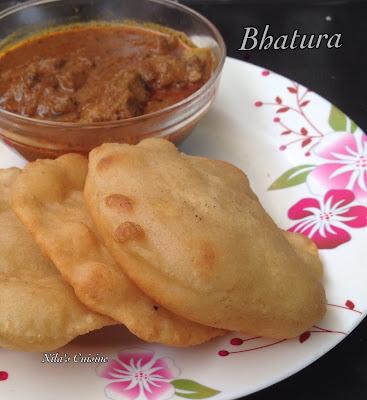 Wheat Bhatura