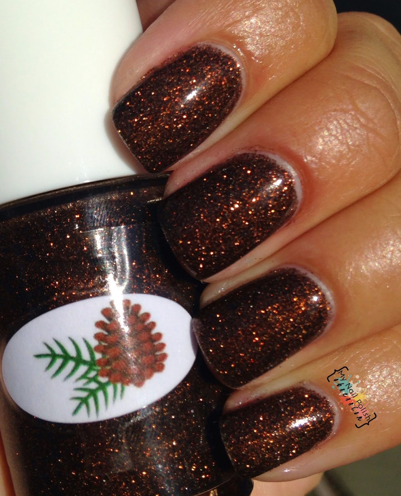 The Nail Junkie Pinecone