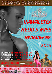 REDDS MISS NYAMAGANA 2013/14