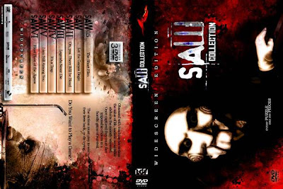 Saw Collection DVD