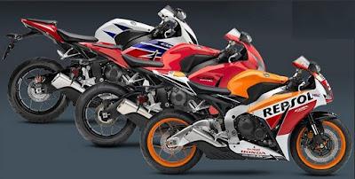 Harga Motor Sport Honda CBR1000RR SP