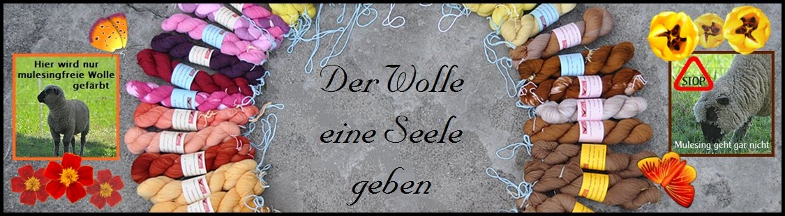 ♥ Wolle mit Seele ♥