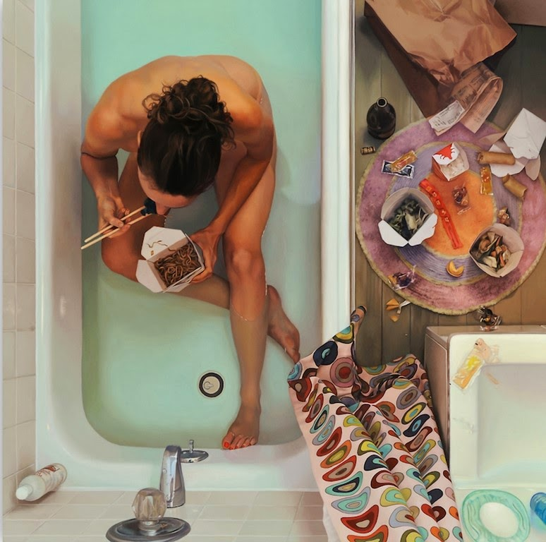 Pinturas Modernas en Cuadros : Pintura Incre�ble al �leo de Lee ...