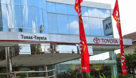 Dealer Mobil Tunas Toyota Gatot Subroto Bandung