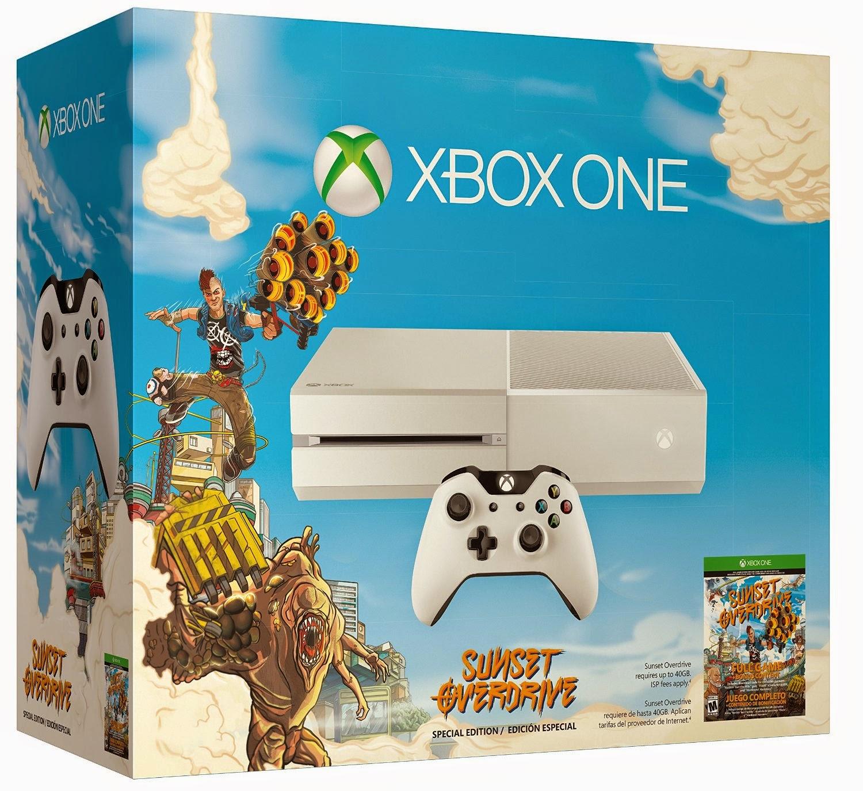 The Cirrus White Xbox One