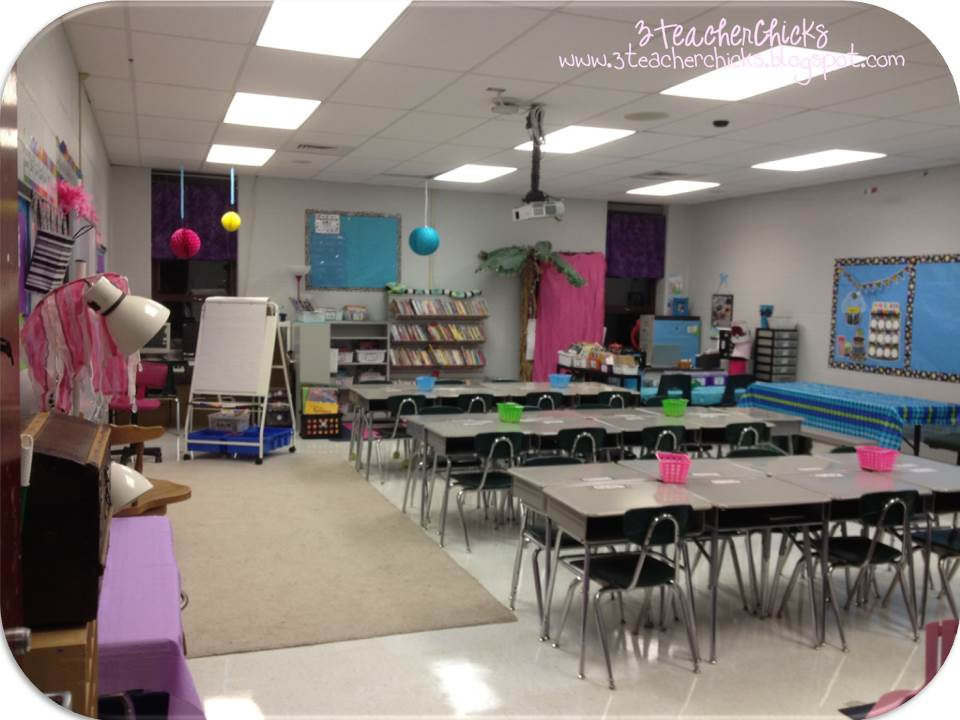 Classroom Setup Ideas ~ Teacher chicks classroom setup ideas