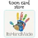 GET  YOUR HANDMADE TOONCARDS HERE!