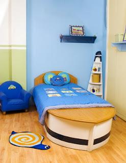 dekorasi kamar tidur untuk anak laki laki rumah saya