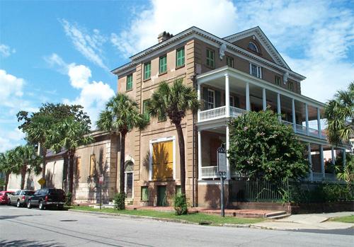 Charleston south carolina tourist attractions charleston for Aiken house