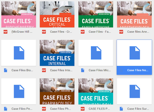 Case Files Series 12 ebooks on 1 link