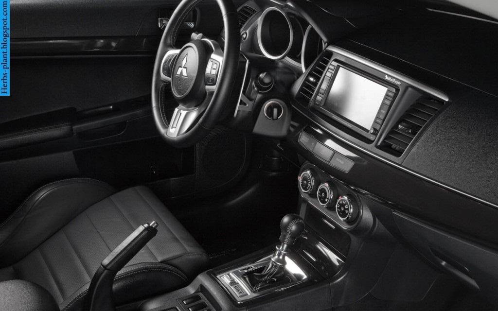 Mitsubishi lancer car 2013 interior - صور سيارة ميتسوبيشى لانسر 2013 من الداخل