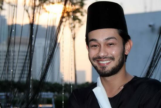 Farid Kamil Pelakon Utama Drama Jodoh Itu Milik Kita