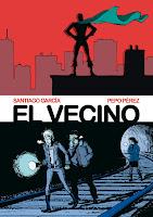 El vecino 1 y 2,Santiago García, Pepo Perez,Astiberri  tienda de comics en México distrito federal, venta de comics en México df