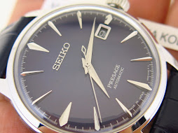 SEIKO PRESAGE BLUE GRADATION DIAL - SEIKO SRPC01J1 - AUTOMATIC 4R35B - MINTS CONDITION