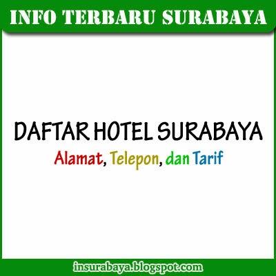 Daftar Hotel Surabaya