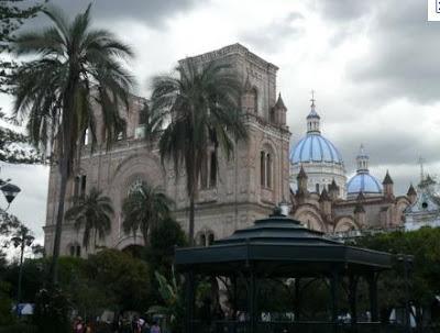 Caminar por Cuenca - Parque Abdón Calderón