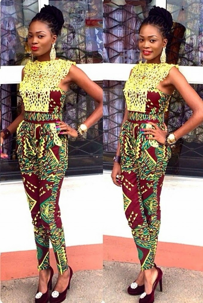 Ankara Styles African Fashion Short Dresses
