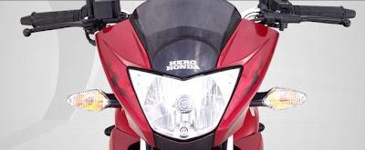 2011 nHero Honda Glamour Headlamp