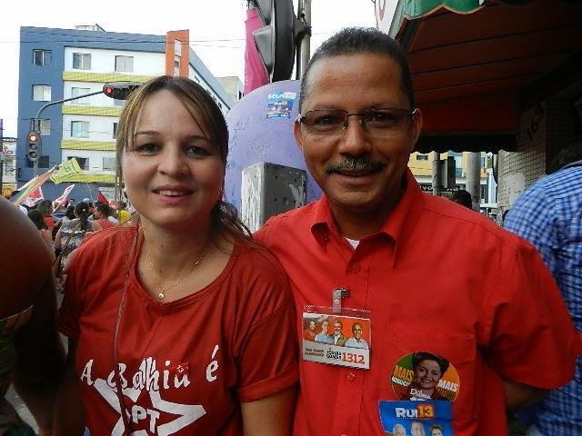 Vereador Paulinho do PT
