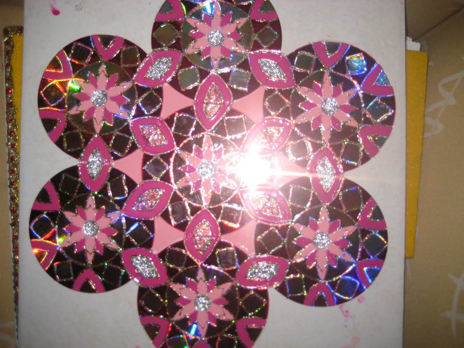 MANDALAS EM CD