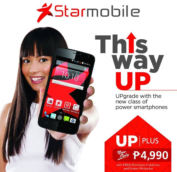 Starmobile Up PLUS Price Drop
