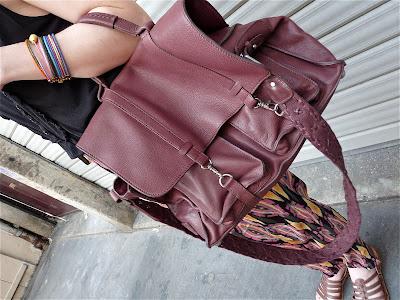 OOTD Blog Mode fashion Fashionblog Style Look Vaudeville & Burlesque Gap Vanessa Bruno Les Tropéziennes Les Etoiles de Lily Una Nox