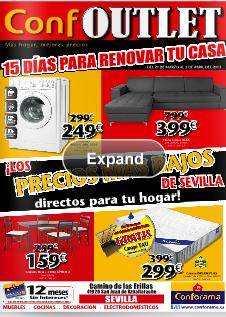 catalogo conforama outlet 21-3-2013