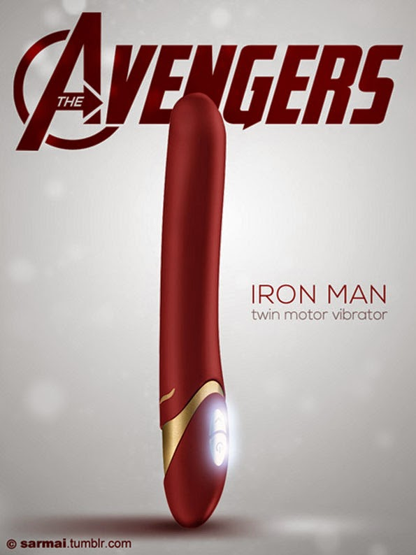 Do choi nu gioi Iron Man