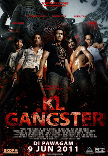 KL Gangster poster