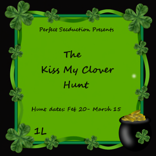Kiss My Clover Hunt
