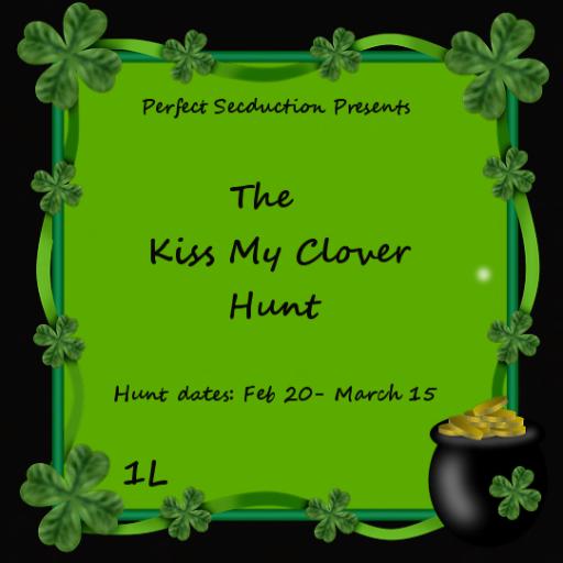 Kiss My Clover Hunt