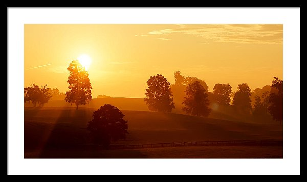Kentucky Morning - On Fine Art America