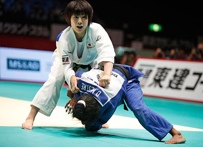 Grand Slam Tokyo Japan; Linda Bolder; Kim Jae-Bum