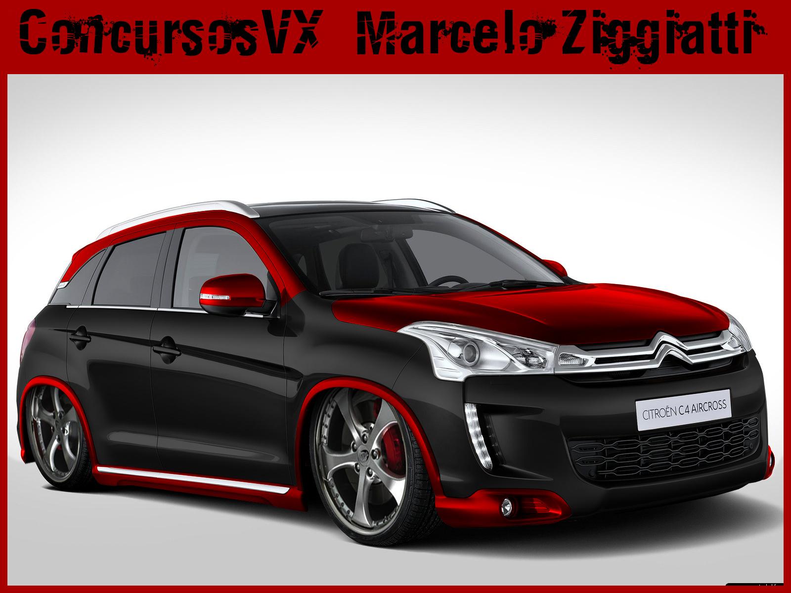 virtual custom c4 aircross -#main