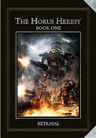 The Horus Heresy Book One - Betrayal