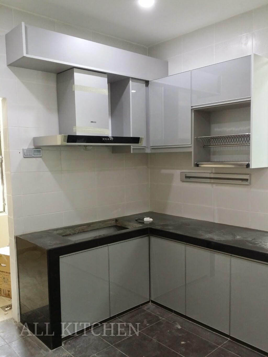 Kabinet dapur bandar teknologi kajang 2 for Harga kitchen cabinet