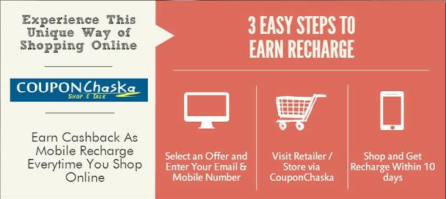 Steps To Shop On Coupon chaska