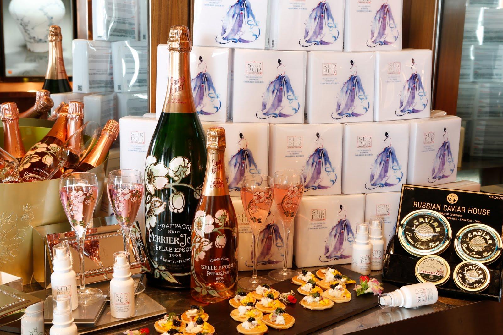 Caviar Sunday Brunch at KITCHEN in W Hotel Hong Kong   hkblogger